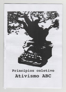 Princípios do Coletivo Ativismo ABC